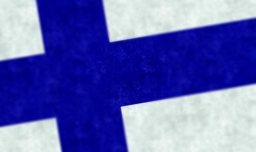 Finlands-flagga