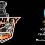 Stanley Cup och World Cup logos