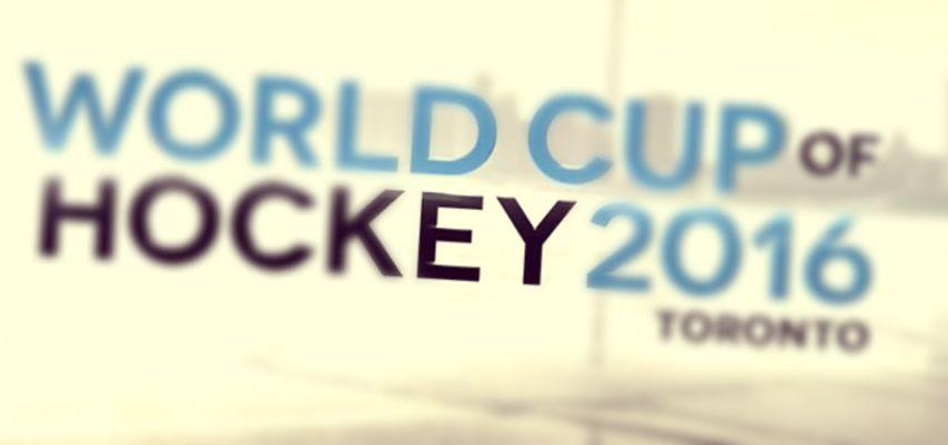 World Cup ishockey 2016 affisch
